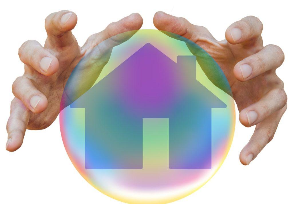 החזקת ביטוח בית בבועה