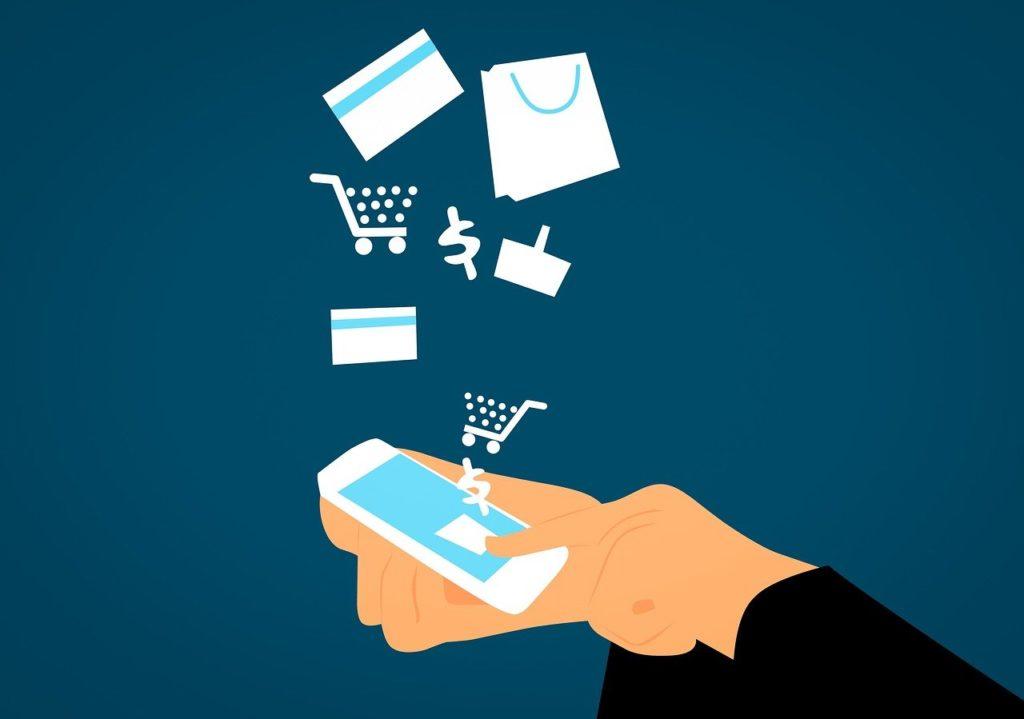 תעודת זהות בנקאית מחוברת לטלפון